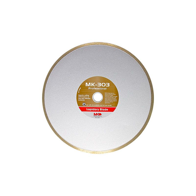 8 Inch x .025 x 5/8 x 1/2 Inch MK303 Medium Diamond Blade