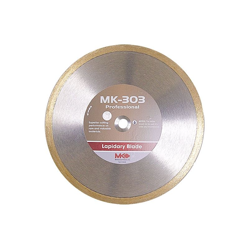 9 Inch x .060 x 5/8 x 1/2 Inch MK303 Medium Diamond Blade