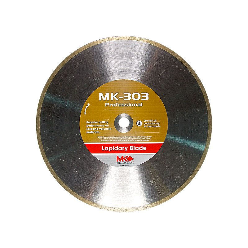 10 Inch x .060 Inch MK303 Medium Diamond Blade