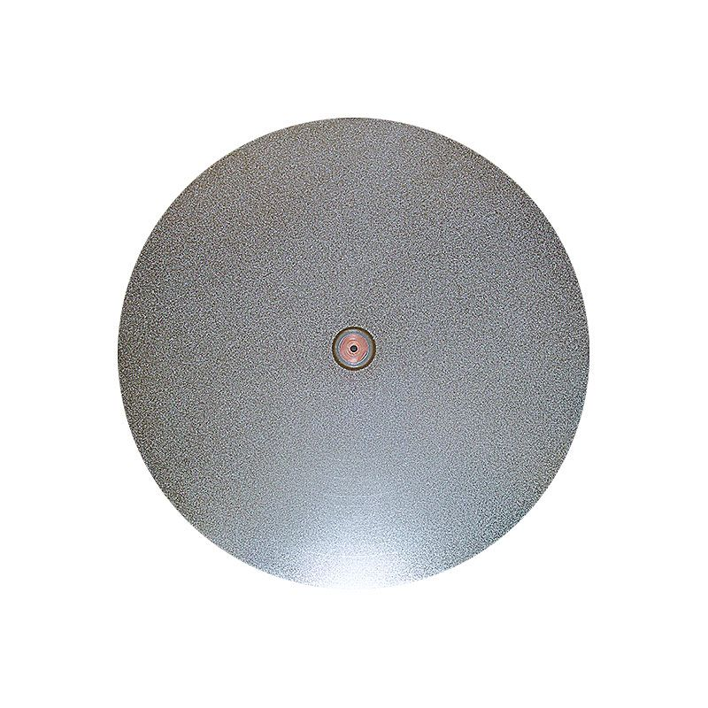 16 Inch 140 Grit Electroplated Diamond Disk Second