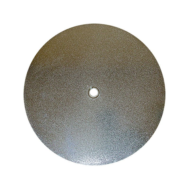 18 Inch 100 Grit Electroplated Diamond Disk Second