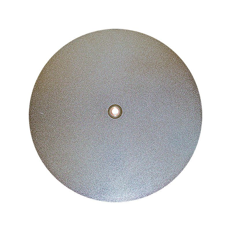 18 Inch 140 Grit Electroplated Diamond Disk Second