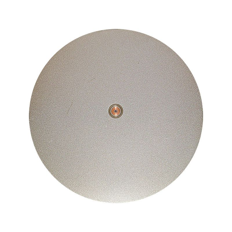 18 Inch 270 Grit Electroplated Diamond Disk Second