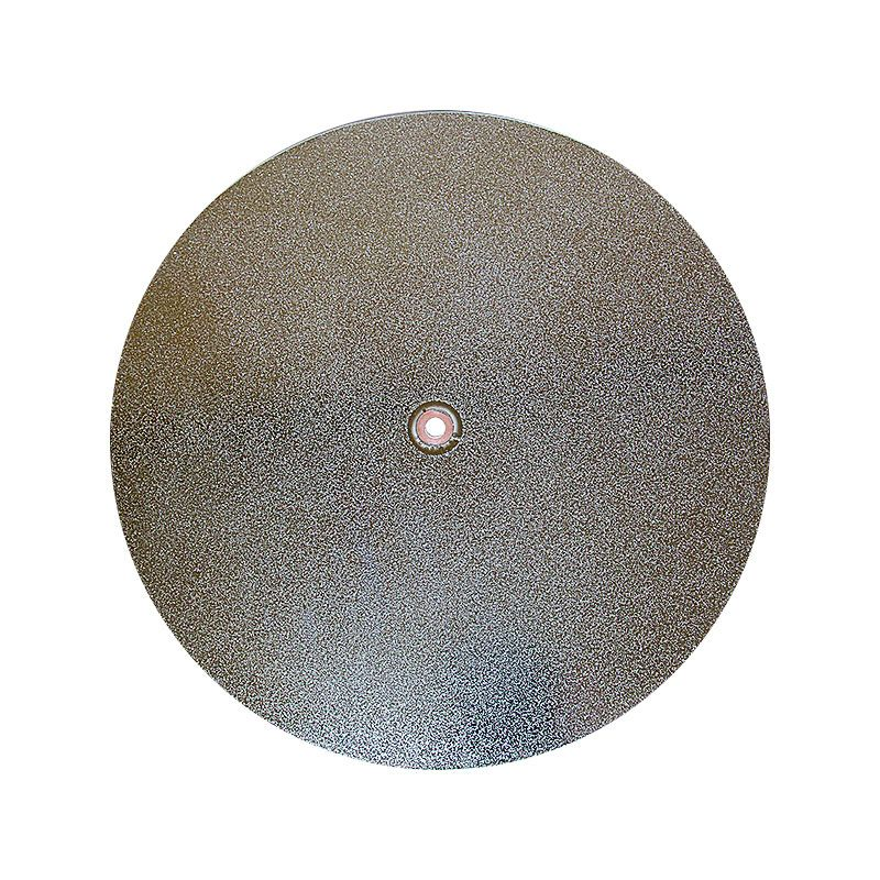 18 Inch 80 Grit Electroplated Diamond Disk Second
