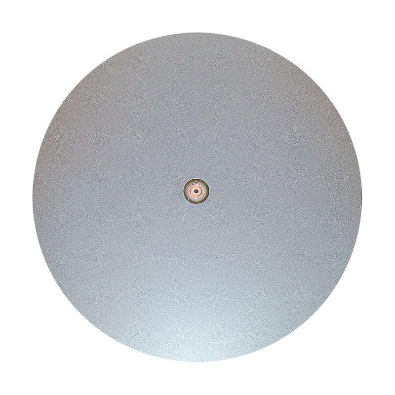 20 Inch 500 Grit Electroplated Diamond Disk Second
