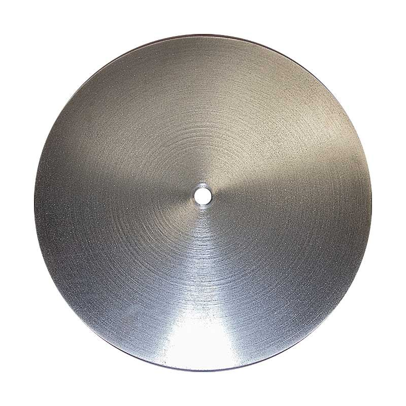 20 Inch 80 Grit Electroplated Diamond Disk Second with 1 Inch Hole