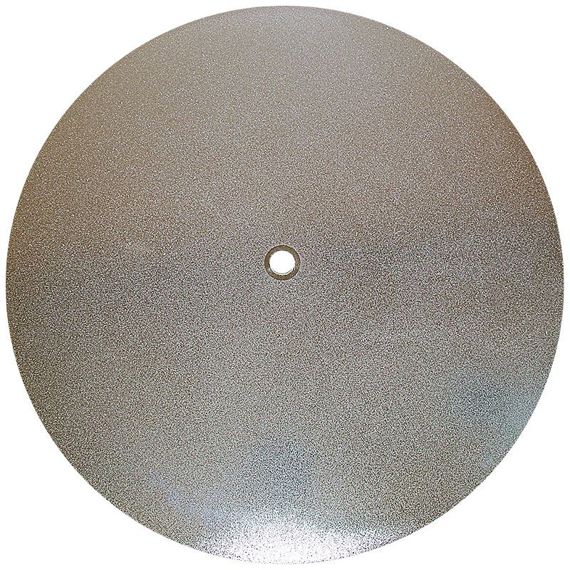 24 Inch 140 Grit Electroplated Diamond Disk Second