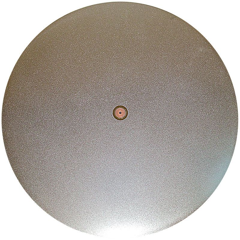 24 Inch 200 Grit Electroplated Diamond Disk Second