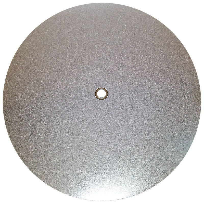 24 Inch 270 Grit Electroplated Diamond Disk Second