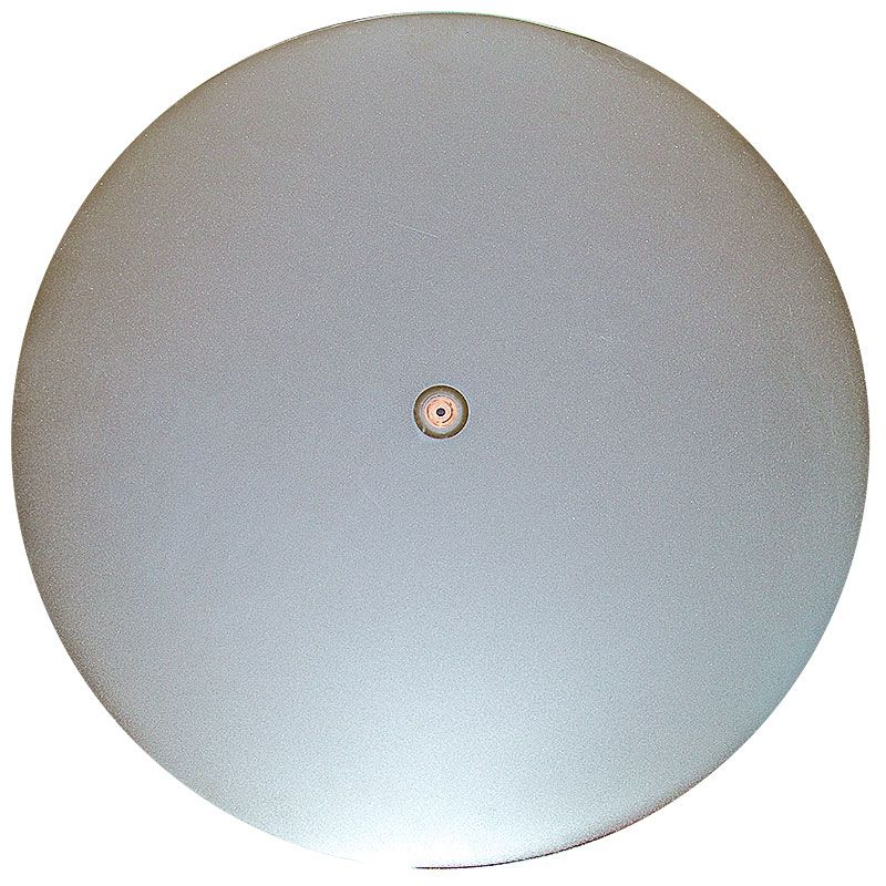 24 Inch 500 Grit Electroplated Diamond Disk Second