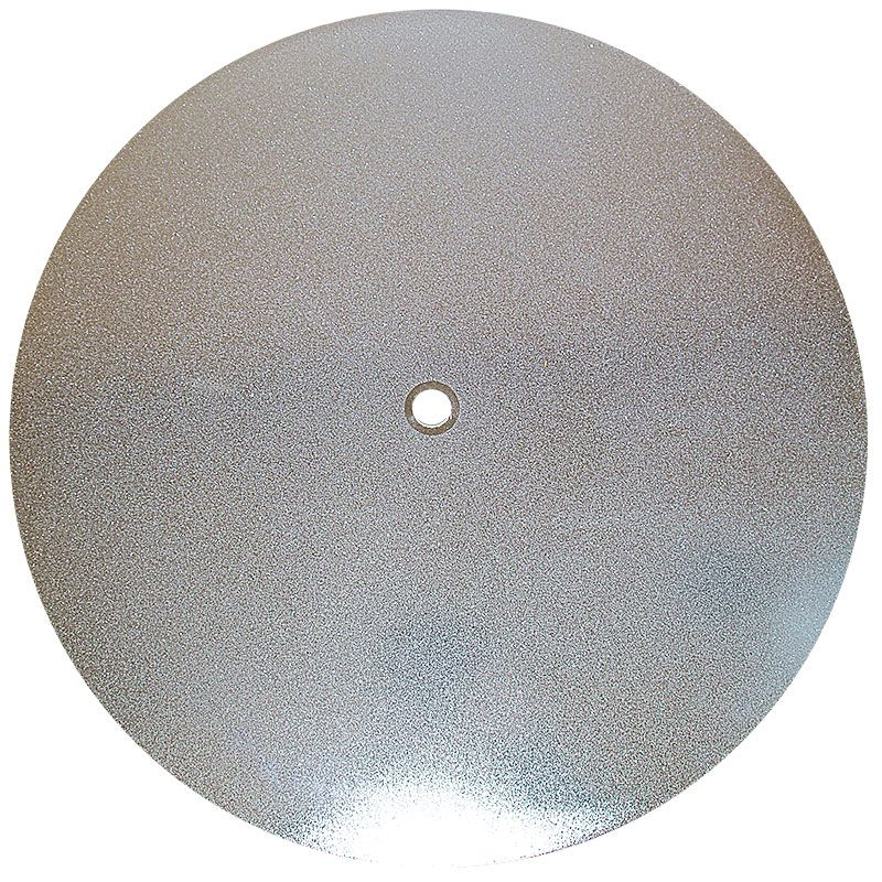24 Inch 60 Grit Electroplated Diamond Disk Second