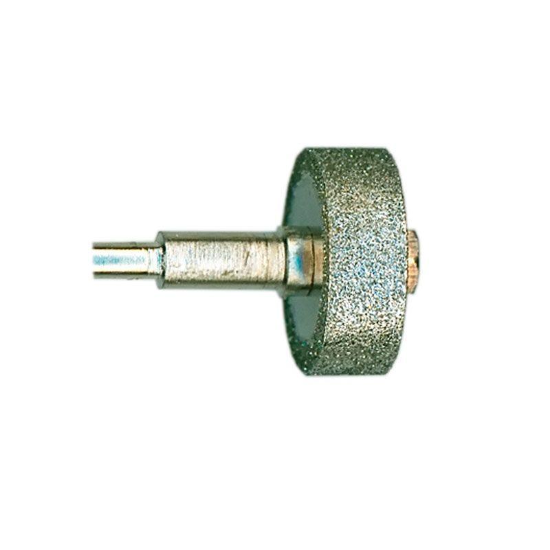 1/4 Inch Width x 3/4 Inch Diameter 80 Grit Diamond Wheel