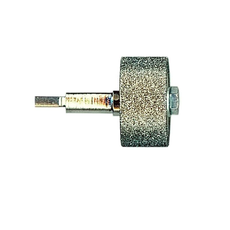 3/8 Inch Width x 3/4 Inch Diameter 80 Grit Diamond Wheel
