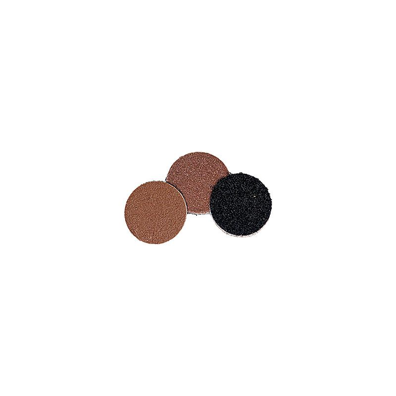 1 Inch Velcro Backed 325 Grit Smoothing Disk Pack