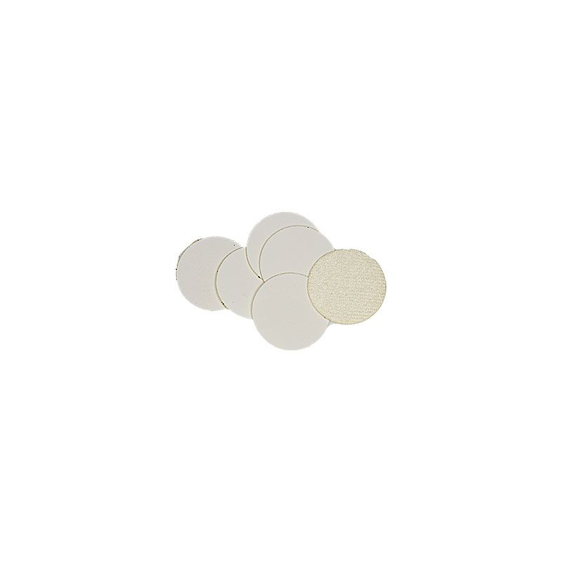 1 Inch Velcro Backed Cerium Impregnated Disk Pack