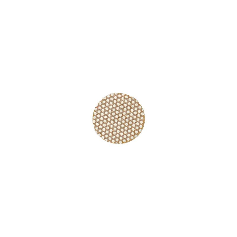 3M 1/2 Inch 800 Grit Adhesive Backed Diamond Disk