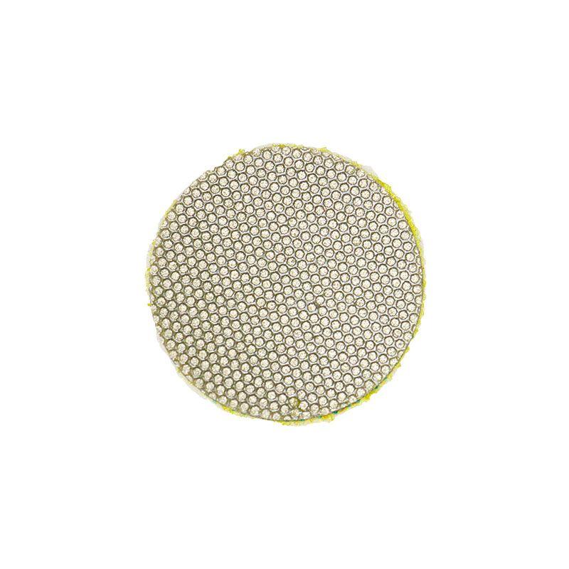 3M 1 Inch Velcro Backed 400 Grit Diamond Disk