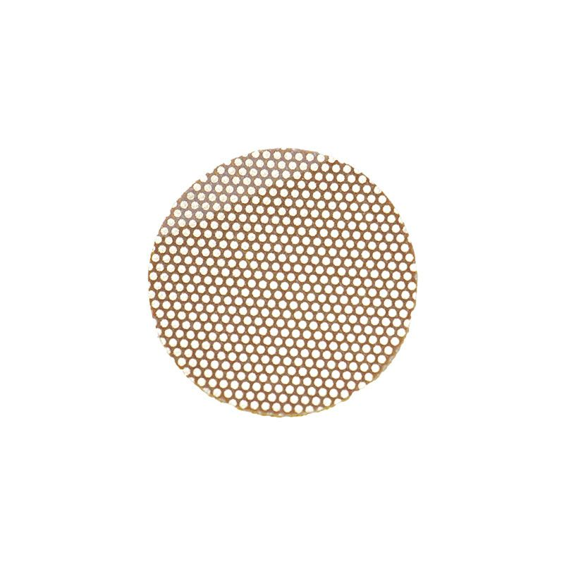 3M 1 Inch Velcro Backed 800 Grit Diamond Disk