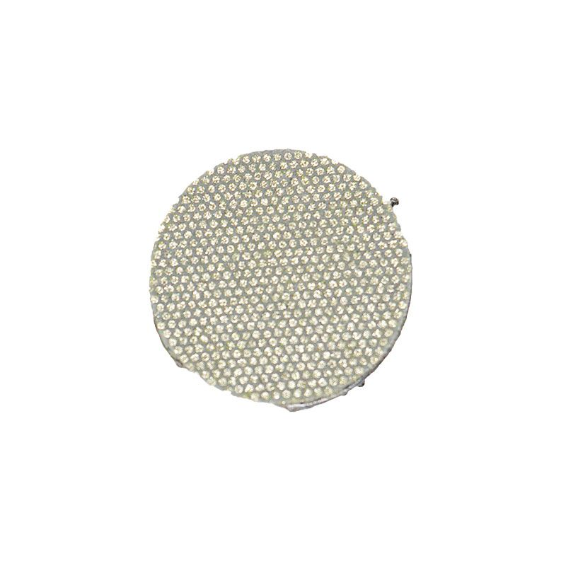 3M 1 Inch Dual Lock Backed 120 Grit Diamond Disk