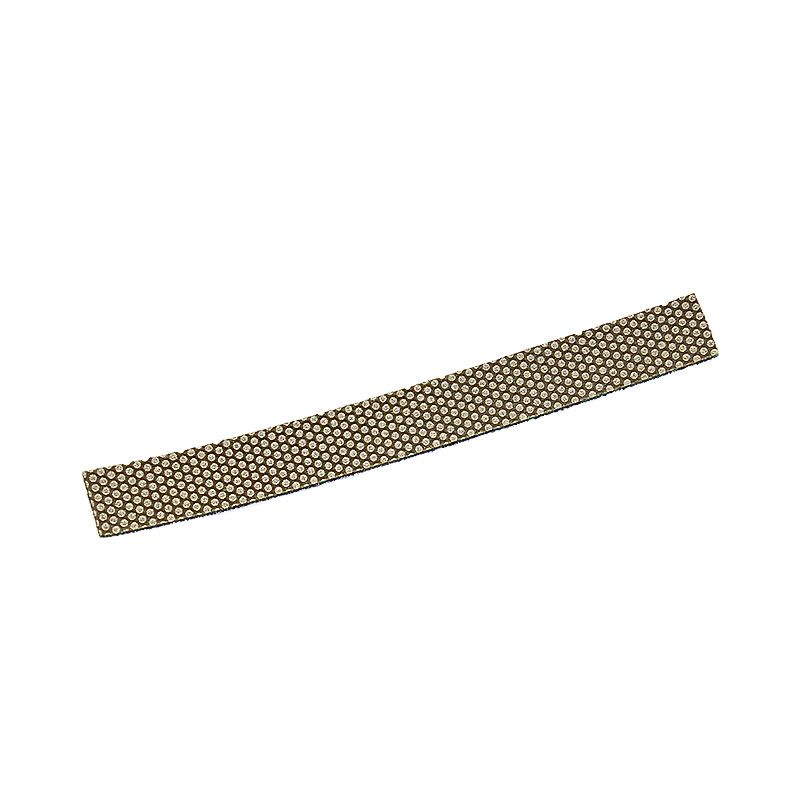 3M 3/4 Inch x 7 Inch Velcro Backed 120 Grit Diamond Strip
