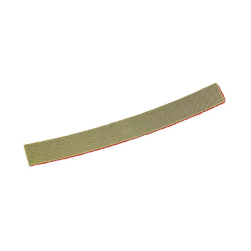 3M 3/4 Inch x 7 Inch Velcro Backed 200 Grit Diamond Strip