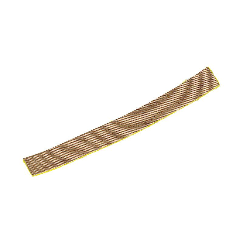 3M 3/4 Inch x 7 Inch Velcro Backed 400 Grit Diamond Strip