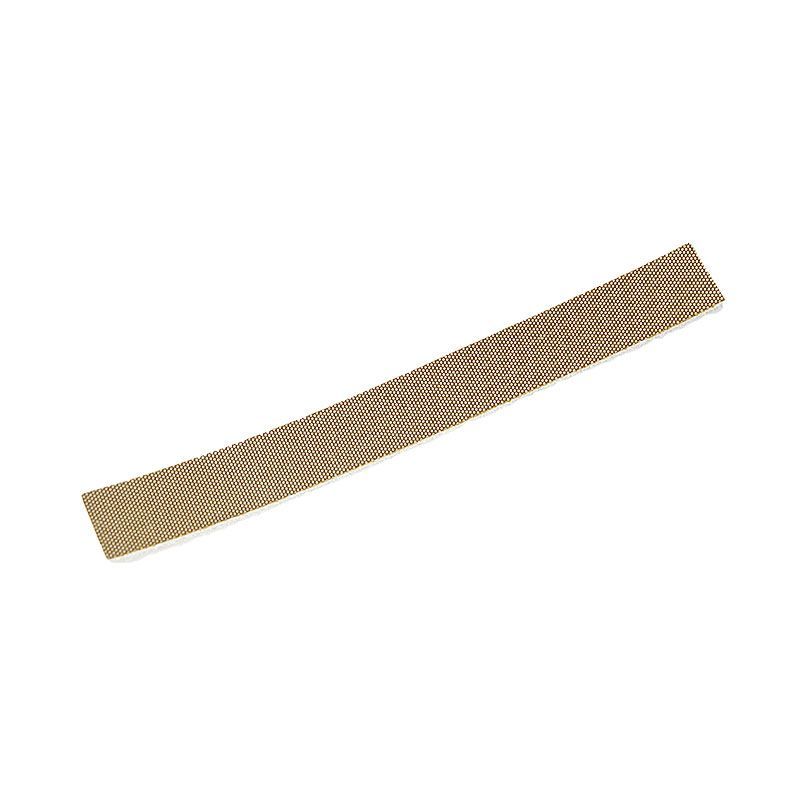 3M 3/4 Inch x 7 Inch Velcro Backed 800 Grit Diamond Strip
