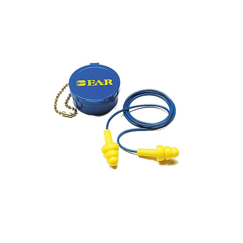 3M Re-usable Earplugs with Case