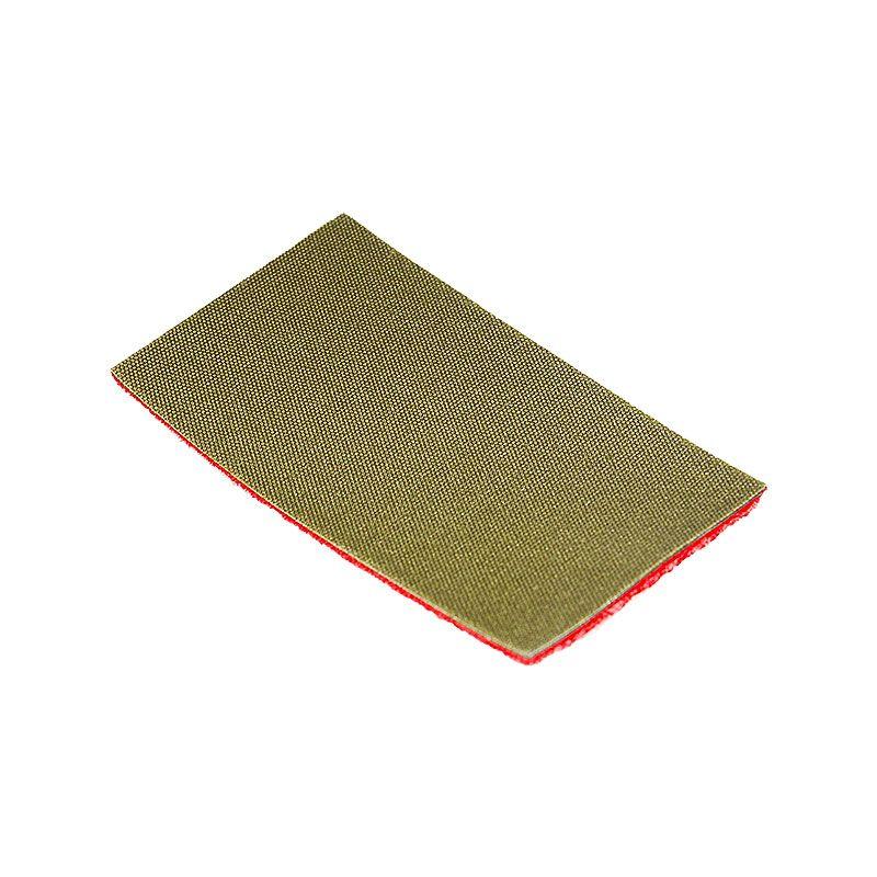3M 2-3/4 Inch x 5 Inch 200 Grit Diamond Velcro Pad