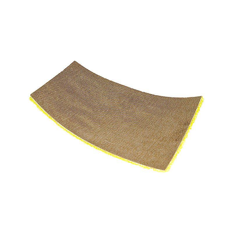 3M 2-3/4 Inch x 5 inch 400 Grit Diamond Velcro Pad