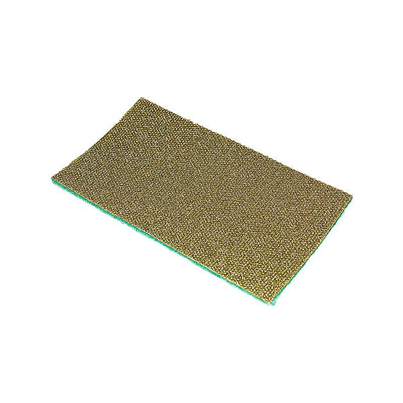 3M 2-3/4 Inch x 5 Inch 60 Grit Diamond Velcro Pad