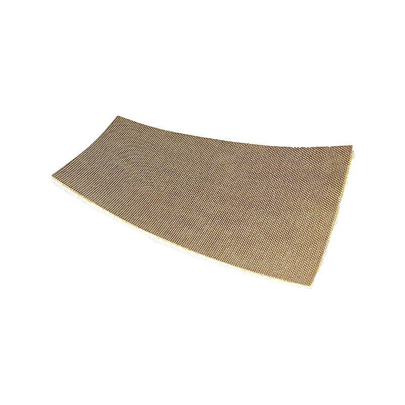 3M 2-3/4 Inch x 5 Inch 800 Grit Diamond Velcro Pad