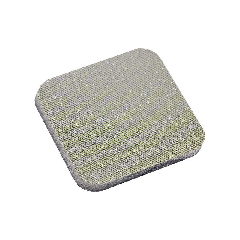3M 2-1/2 Inch x 2-1/2 Inch 120 Grit Diamond Handipad