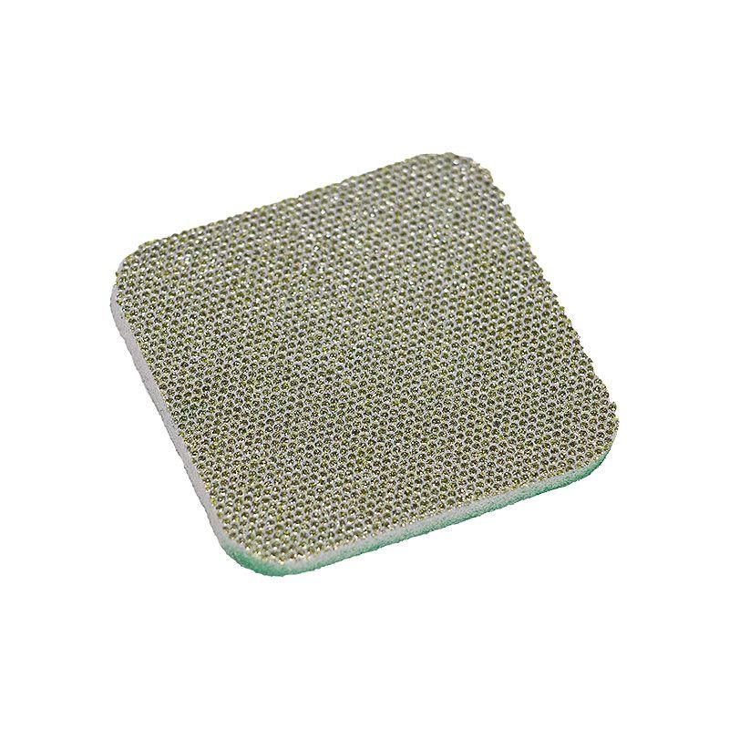 3M 2-1/2 Inch x 2-1/2 Inch 60 Grit Diamond Handipad