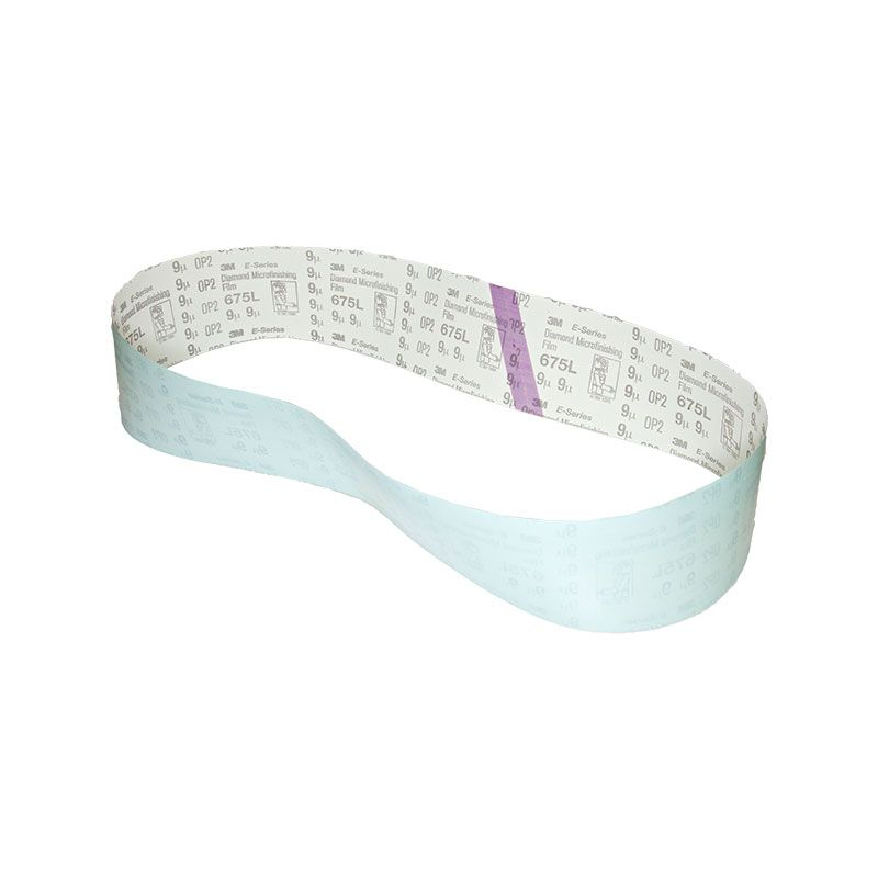 3M 3 Inch x 41-1/2 Inch 1200 Grit Electrostatic Diamond Belt