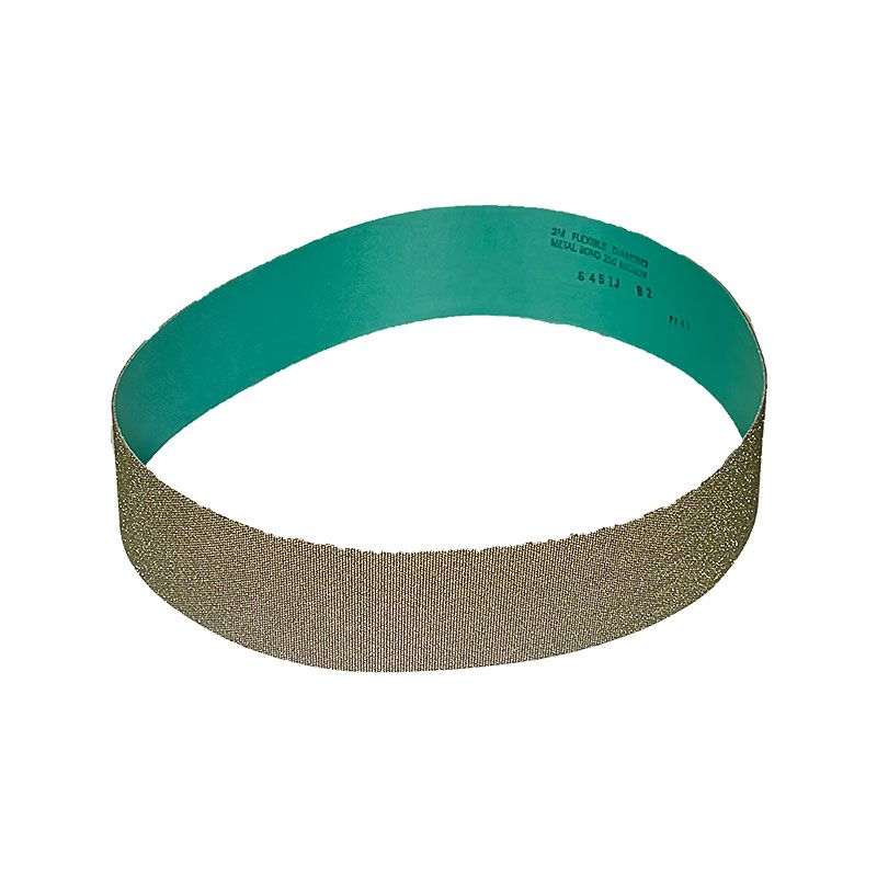 3M 3 Inch x 41-1/2 Inch 60 Grit Electroplated Diamond Belt