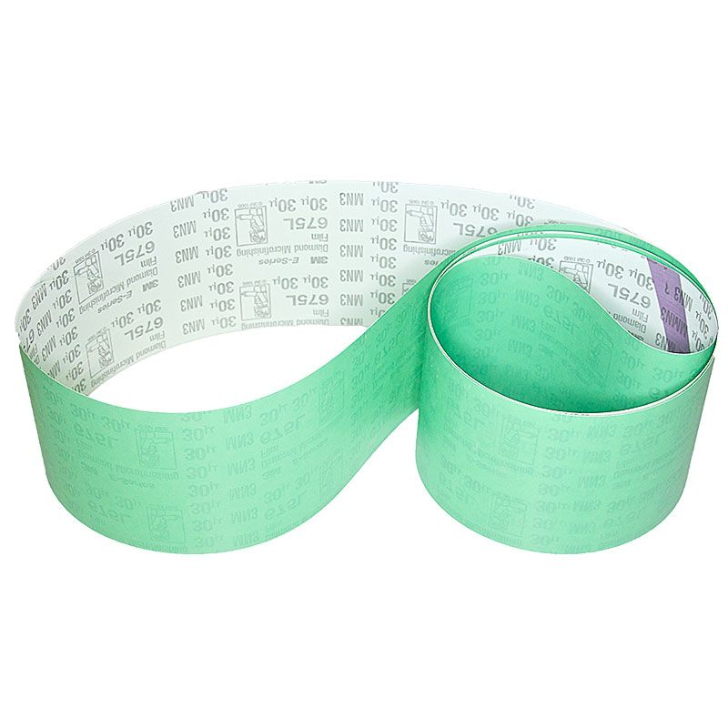 3M 4 Inch x 106 Inch 400 Grit Electrostatic Diamond Belt