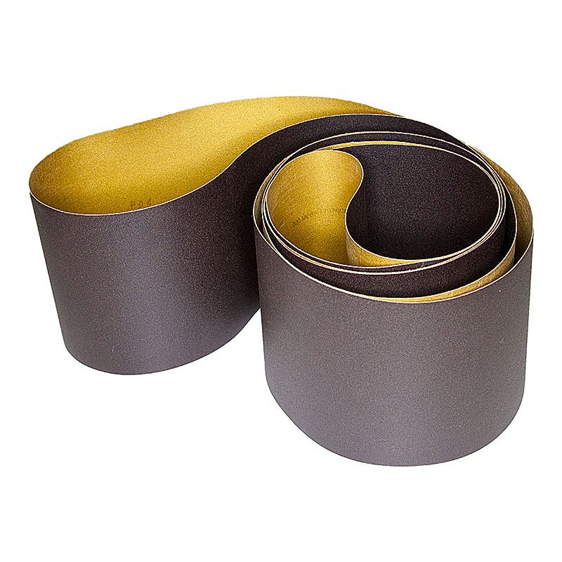 3M 651WY 120 Grit Diamond Cloth Belt 4 x 106 Inch
