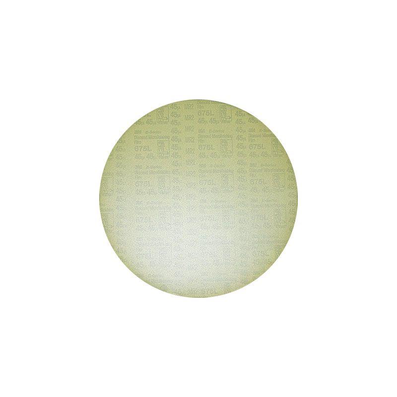 3M 12 Inch 300 Grit Electrostatic Diamond Disk