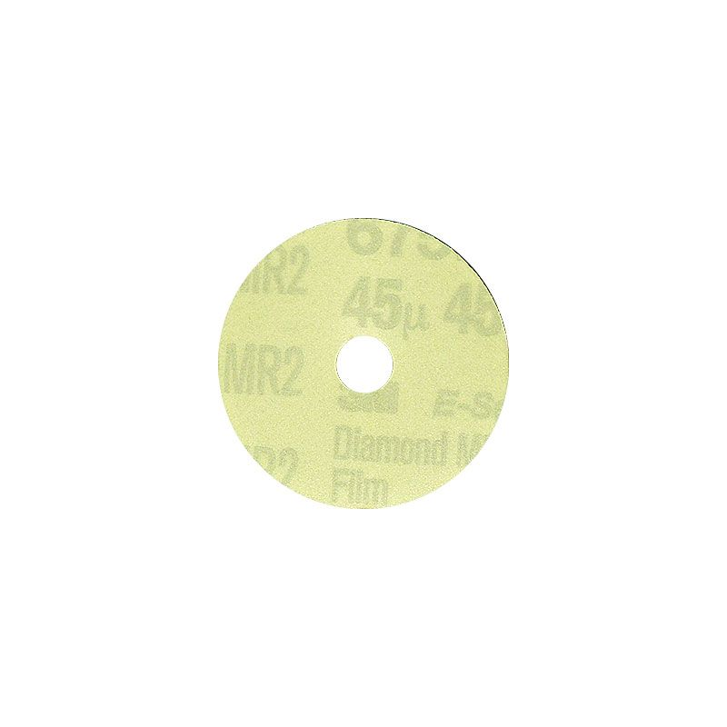 3M 2 inch Velcro Backed 300 Grit Electrostatic Diamond Disk
