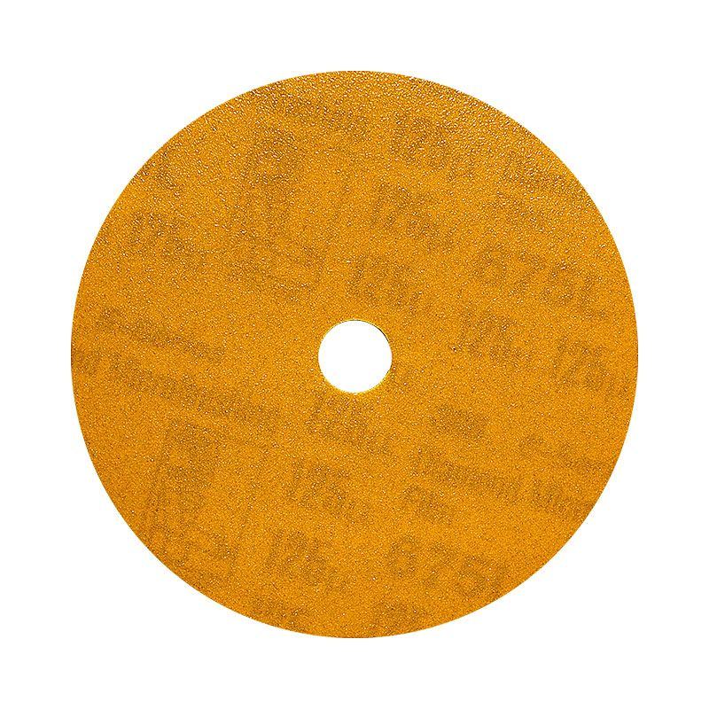 3M 4 Inch Velcro Backed 120 Grit Electrostatic Diamond Disk