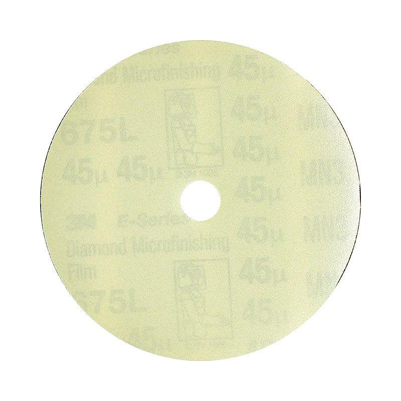 3M 4 Inch Velcro Backed 300 Grit Electrostatic Diamond Disk