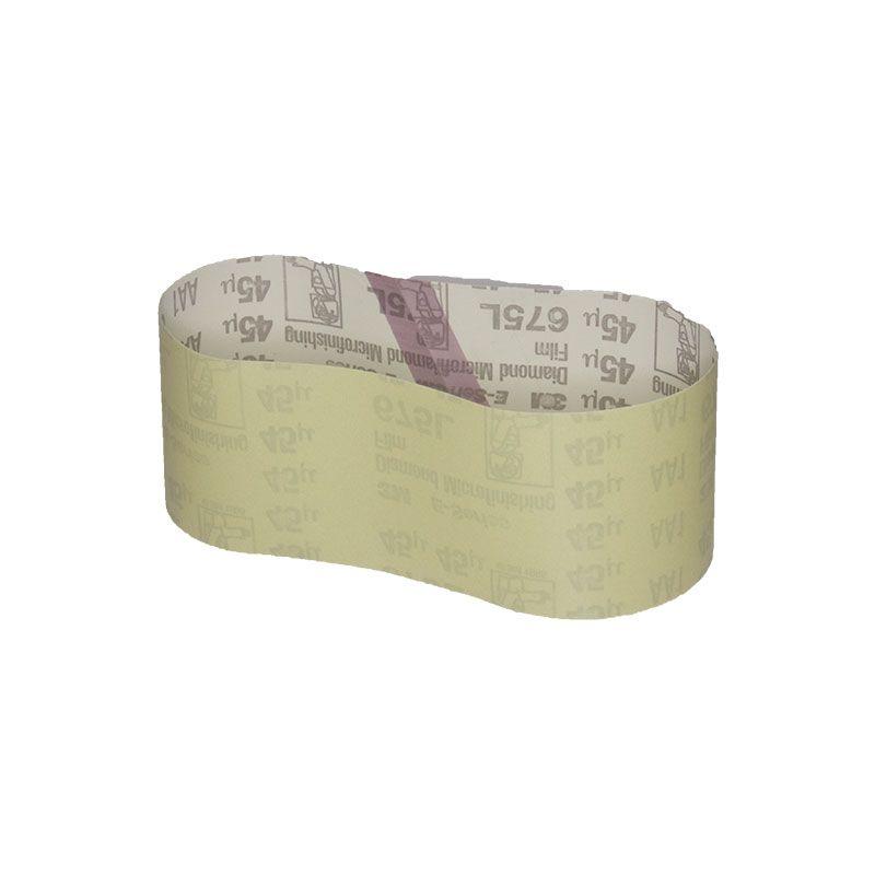 2-1/2 Inch x 18-13/16 Inch 3M 675L Electrostatic Belt 300 Grit
