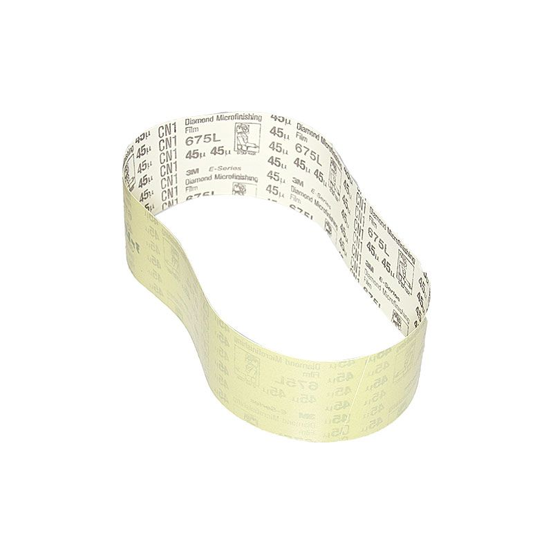 3M 3 Inch x 25-7/32 Inch 300 Grit Electrostatic Diamond Belt