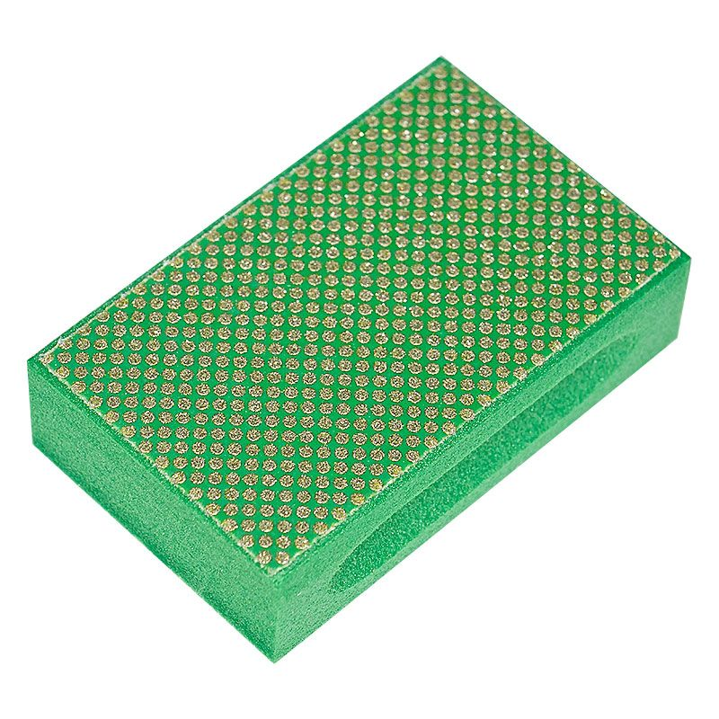 3M 60 Grit Electroplated Diamond Hand Pad