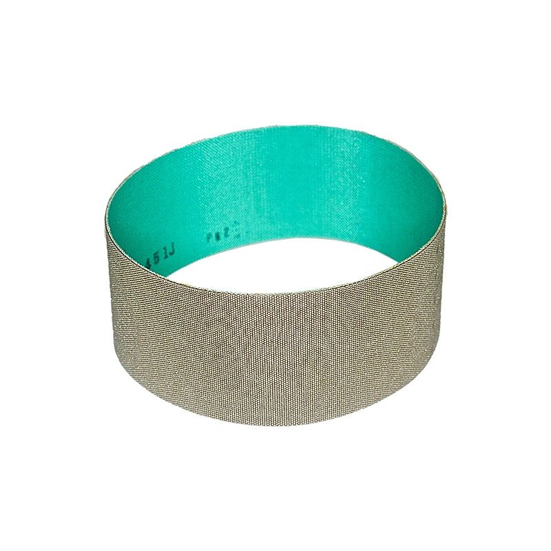 3M 2-1/2 Inch x 18-15/16 Inch Electroplated 400 Grit Diamond Belt