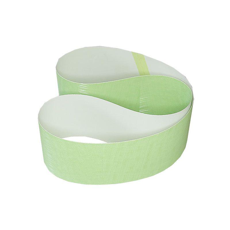 3M 3 Inch x 41-1/2 Inch 400 Grit Green Trizact Belt