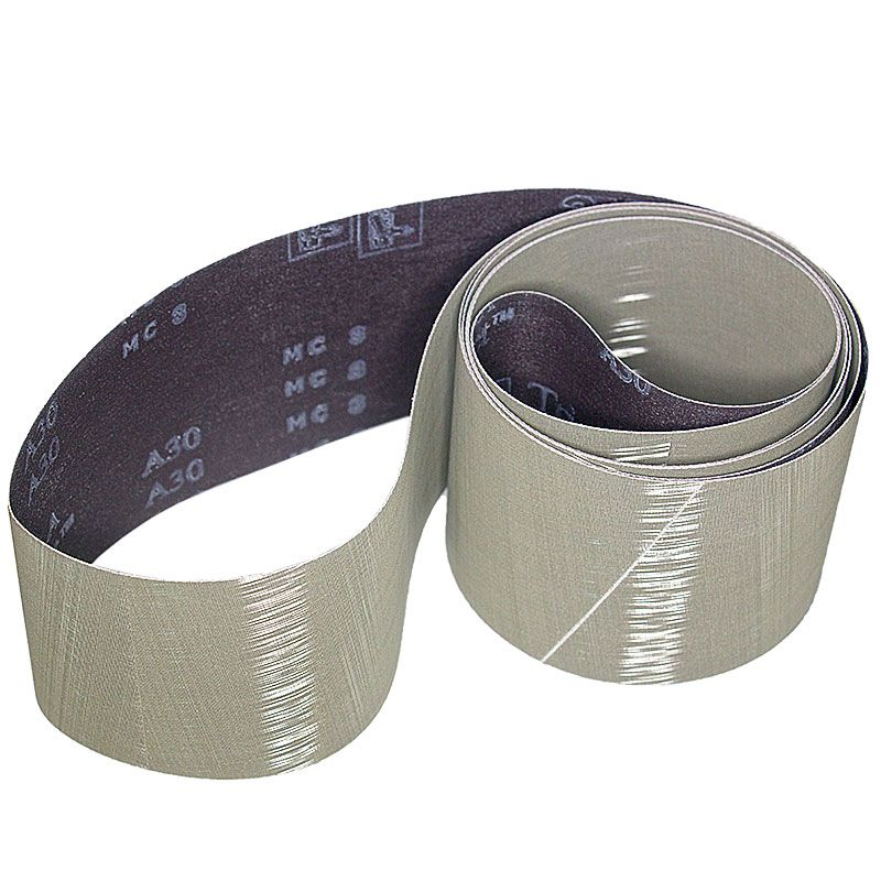 3M 4 Inch x 106 Inch 400 Grit 237AA Trizact Belt