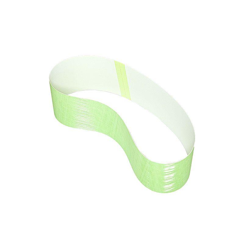 3M 3 Inch x 25-7/32 Inch 400 Grit  Green Trizact Belt