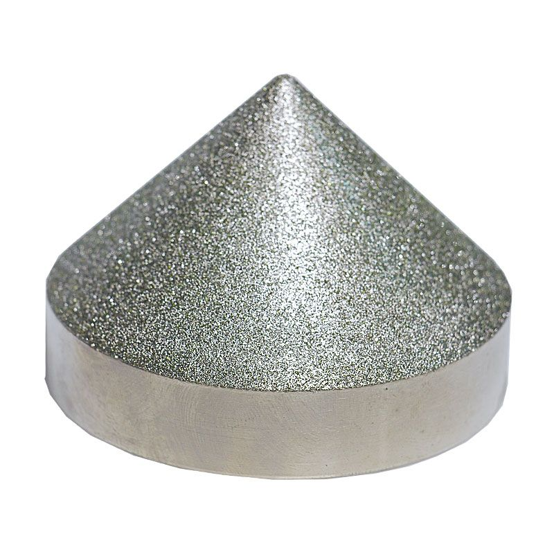 45 Degree Included Angle Diamond Cone 60 Grit